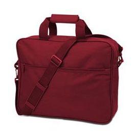 24 Bulk Convention Briefcase - Cardinal