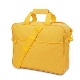 24 Bulk Convention Briefcase - Golden Yellow