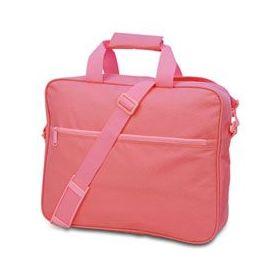 24 Bulk Convention Briefcase - Hot Pink