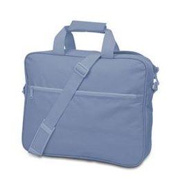 24 Bulk Convention Briefcase - Light Blue