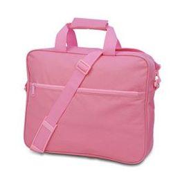 24 Bulk Convention Briefcase - Light Pink