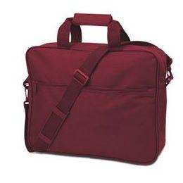 24 Bulk Convention Briefcase - Maroon