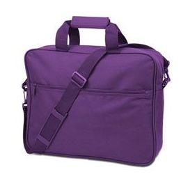 24 Bulk Convention Briefcase - Purple