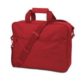 24 Bulk Convention Briefcase - Red