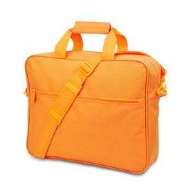 24 Bulk Convention Briefcase - Safety Orange