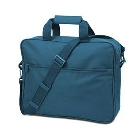 24 Bulk Convention Briefcase - Turquoise