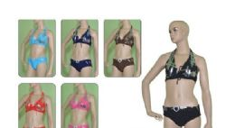 36 Bulk 2 Piece Swimsuit On Hanger
