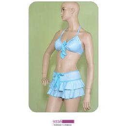 72 Bulk Womens 3 Piece Swimsuit Set