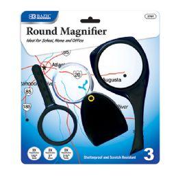 24 Bulk 2x Magnifier Sets (3/pack)