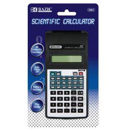 48 Bulk 10-Digit Scientific Calculator W/ Flip Cover