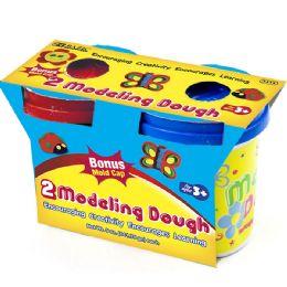 36 Bulk 5 Oz. Multi Color Modeling Dough (2/pack)