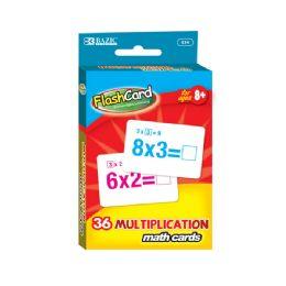 24 Bulk Multiplication Flash Cards (36/pack)
