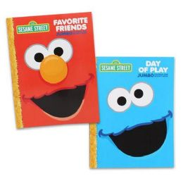 wholesale sesame street coloring books 2 assorted 96 page coloring books - Wholesale Coloring Books 2