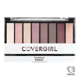 4 Bulk Covergirl Trunaked Roses Eyeshadow Palette