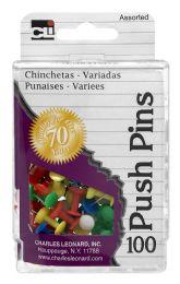 6 Bulk Cli Push Pins