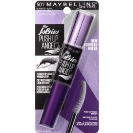 12 Bulk Maybelline Washable Mascara 501 Blackest Black