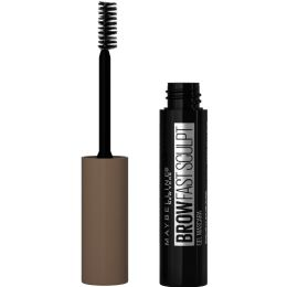 6 Bulk Maybelline Brow Fast Sculpt, Shapes Eyebrows, Eyebrow Mascara Makeup, Soft Brown, 0.09 Fl. Oz.