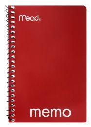 24 Bulk Mead Wirebound Memo Book