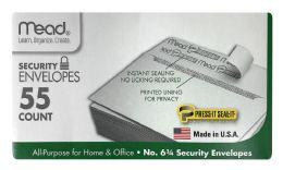 12 Bulk Mead Security Envelopes 55 Count