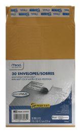 12 Bulk Mead Heavyweight Brown Kraft Envelopes 30