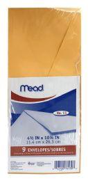 24 Bulk Mead Heavyweight Brown Kraft Envelopes 9