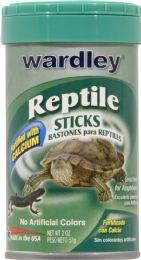 12 Bulk Hartz Reptile Sticks 2 Oz