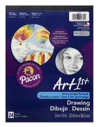 12 Bulk Pacon Art 1st Drawing Sheets 24