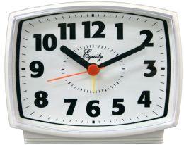 6 Bulk Electric Analog Alarm Clock