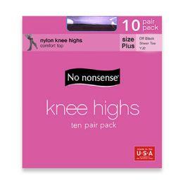 6 Bulk Nn Knee High Value Pk Ofbl Pls