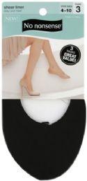 6 Bulk Shoe Solu Nylon Line Blk