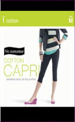 4 Bulk Tight Cotton Capri Med