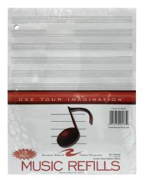 48 Bulk Roaring Spring Paper Products Music Refills