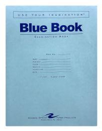 200 Bulk Roaring Spring Blue Exam Book