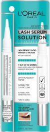 6 Bulk L'oreal Paris Lash Serum Solution Eyelash Serum With Lash Caring Complex, , 0.05 Fl. Oz.