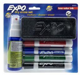 8 Bulk Expo Dry Erase Set