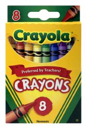 24 Bulk Crayola 8 Crayons