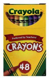 6 Bulk Crayola Crayons