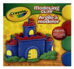 6 Bulk Crayola Modeling Clay