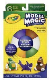 4 Bulk Crayola Model Magic Single Packs 6