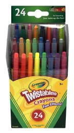 8 Bulk Crayola Twinstables Cratons Mini Crayons 24