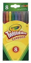 8 Bulk Crayola Twistables Crayons