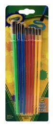 8 Bulk Crayola Brushes 8