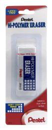 12 Bulk HI-Polymer Block Eraser, Large White 1-pk