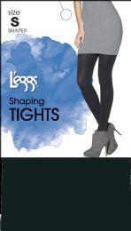 6 Bulk Leggs Shape Tights Black A