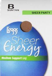 6 Bulk Leggs Sheer Energy St Suntan B