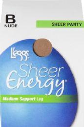 6 Bulk Leggs Sheer Energy St Nude B