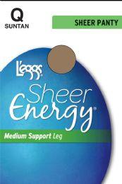 6 Bulk Leggs Sheer Energy St Suntan Q