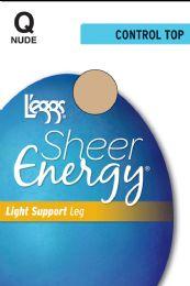 6 Bulk Leggs Sh.Energy Ct St Nude Q
