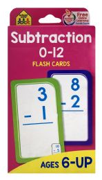 8 Bulk School Zone Flash Cards