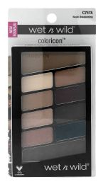 6 Bulk Wet N Wild Color Icon Eyeshadow C757a Nude Awakening